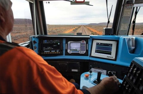 Developing a new train management system