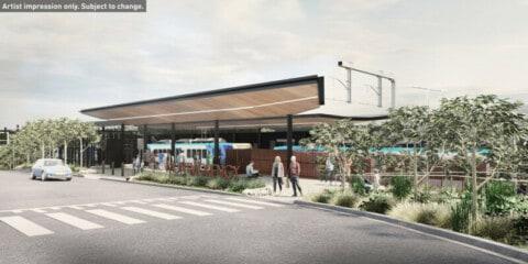 New station designs revealed for Hurstbridge Line Duplication