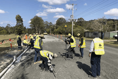 Intelligent Compaction improving the quality of road construction