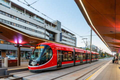 $132.5 million boost for Canberra's light rail stage 2A