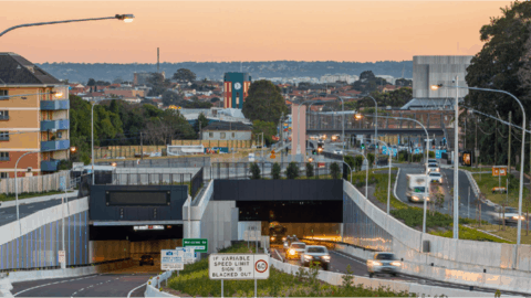 WestConnex: Building project confidence through information visibility