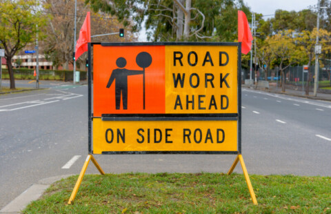 Portrush and Magill roads intersection $98 million upgrade underway