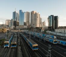 Suburban Rail Loop tracks ahead