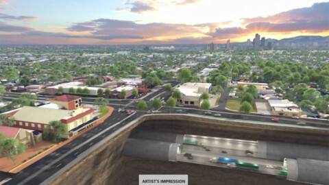 Work begins on the biggest infrastructure project in SA's history