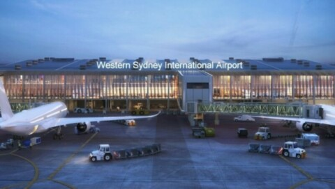 Western Sydney Airport terminal contractor announced