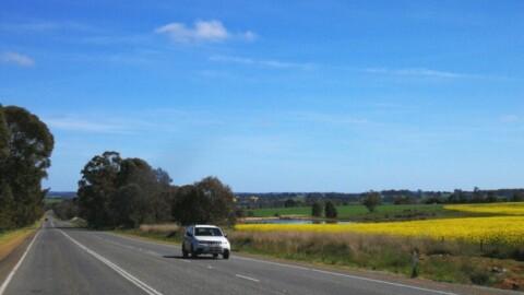 WA's biggest regional road safety upgrade program