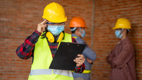 New tougher COVID restrictions for VIC construction sites