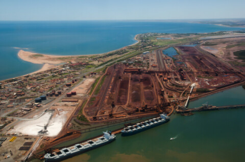 Port Hedland road-over-rail contract awarded