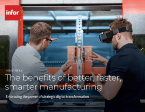 Embracing the power of strategic digital transformation in manufacturing