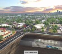$85 million in enabling works for Torrens to Darlington