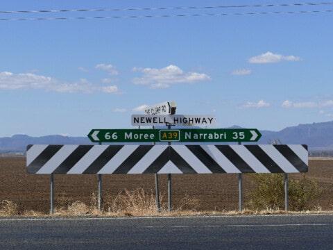 Tender open for Newell Highway