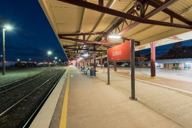 Dubbo train station